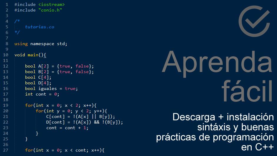 Fundamentese en C, C++, Java