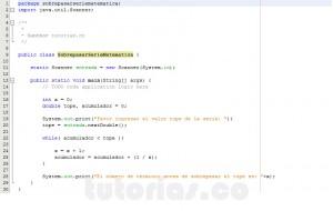 programacion en java: sobrepasar un valor por serie