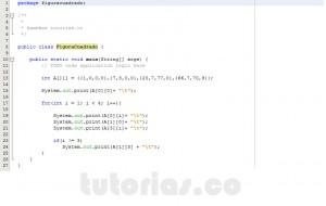 programacion en java: figura cuadro