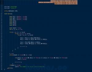 programacion en C++: demostrar leyes logicas distributivas