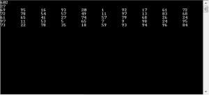 generar numeros aleatorios