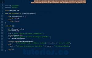 programacion en C++: la santificacion del vaticano