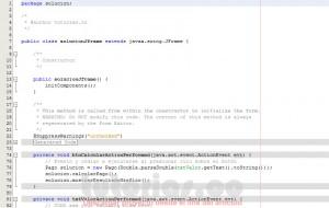 programacion en java: facturacion de varias ventas