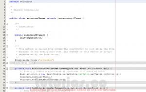 programacion en java: facturacion de ventas