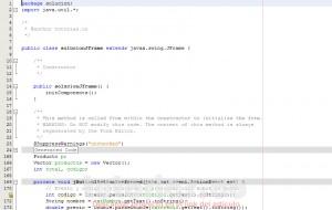 programacion en java: inventario de productos