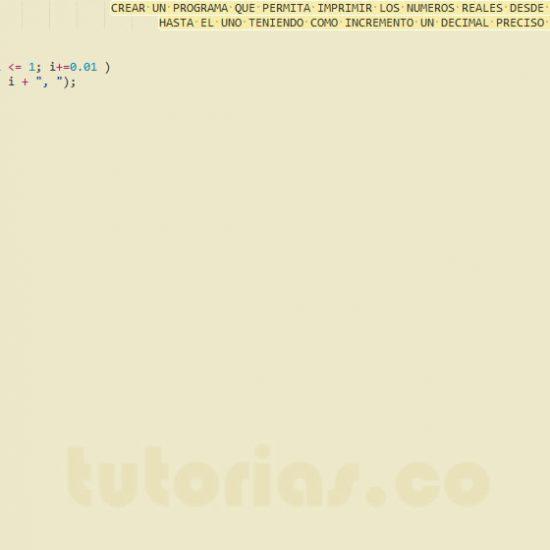 programacion en javascript: reales entre 0 y 1
